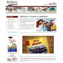 Delquest website image