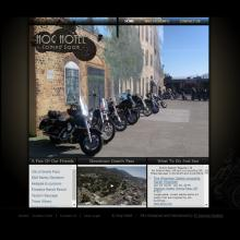 Hog Hotel website image