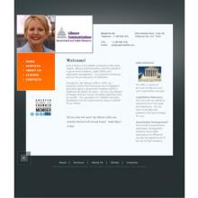 Gilmore Communications website image