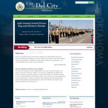 City of Del City website image