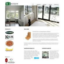 Window Innovations, LLV website image